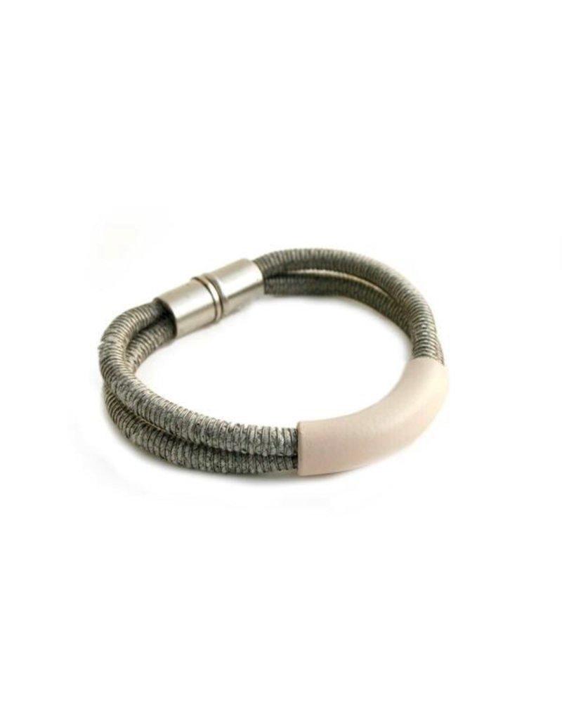 Industrial Jewellery ALEX tube rope B