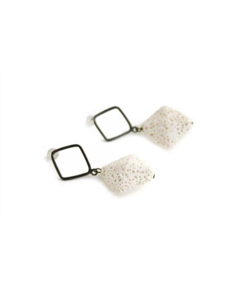 Industrial Jewellery DIAMOND drop E