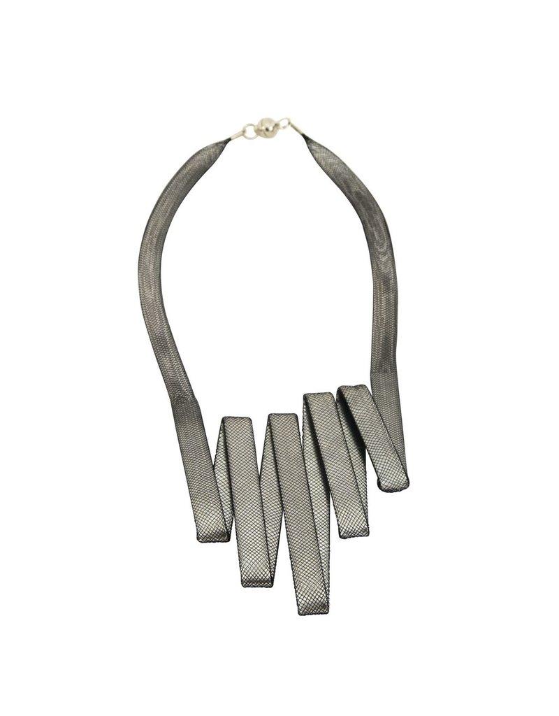 CARLA_M AURA aluminium mesh N