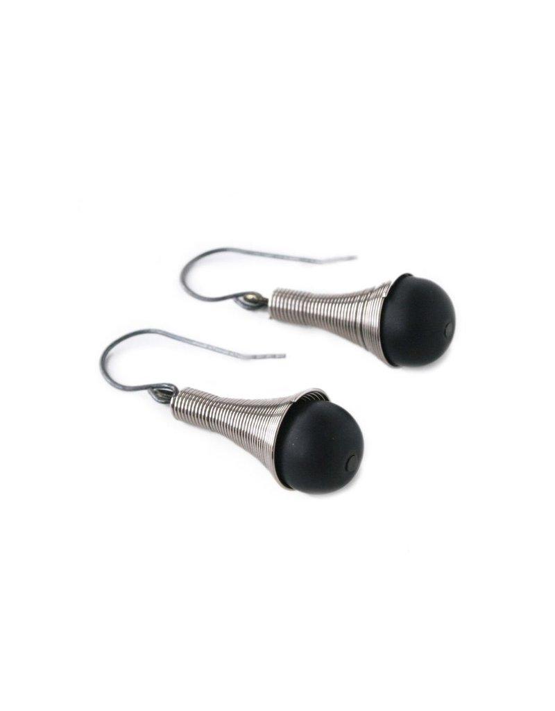 Industrial Jewellery SHARON steel cone E