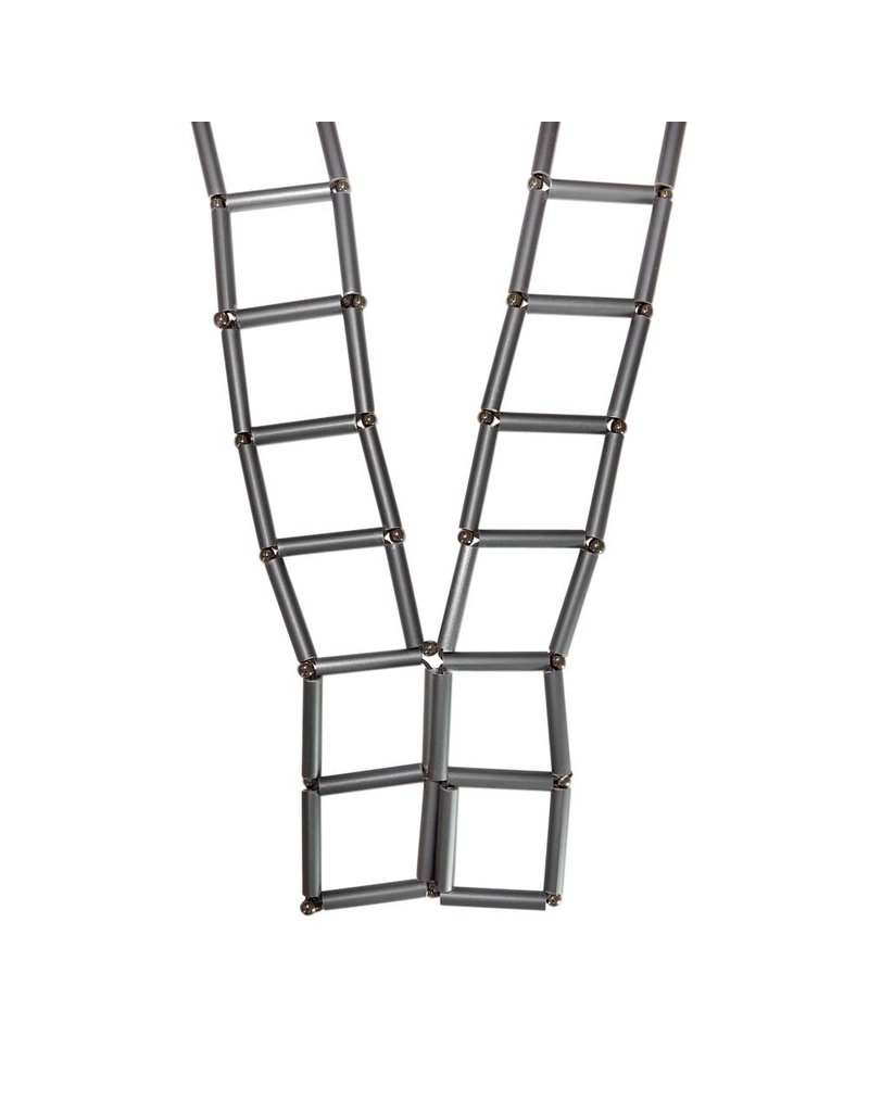 Christina Brampti Aluminum geometric tube ladder N