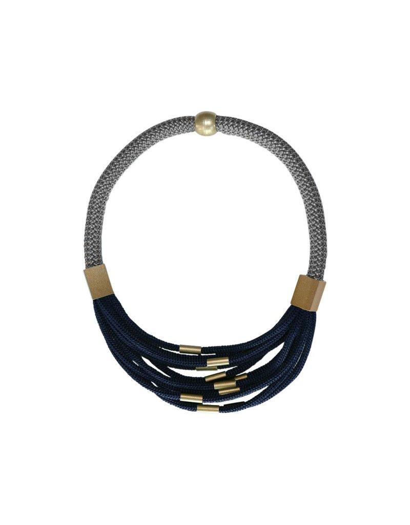 Christina Brampti Multipe cord aluminum tube N