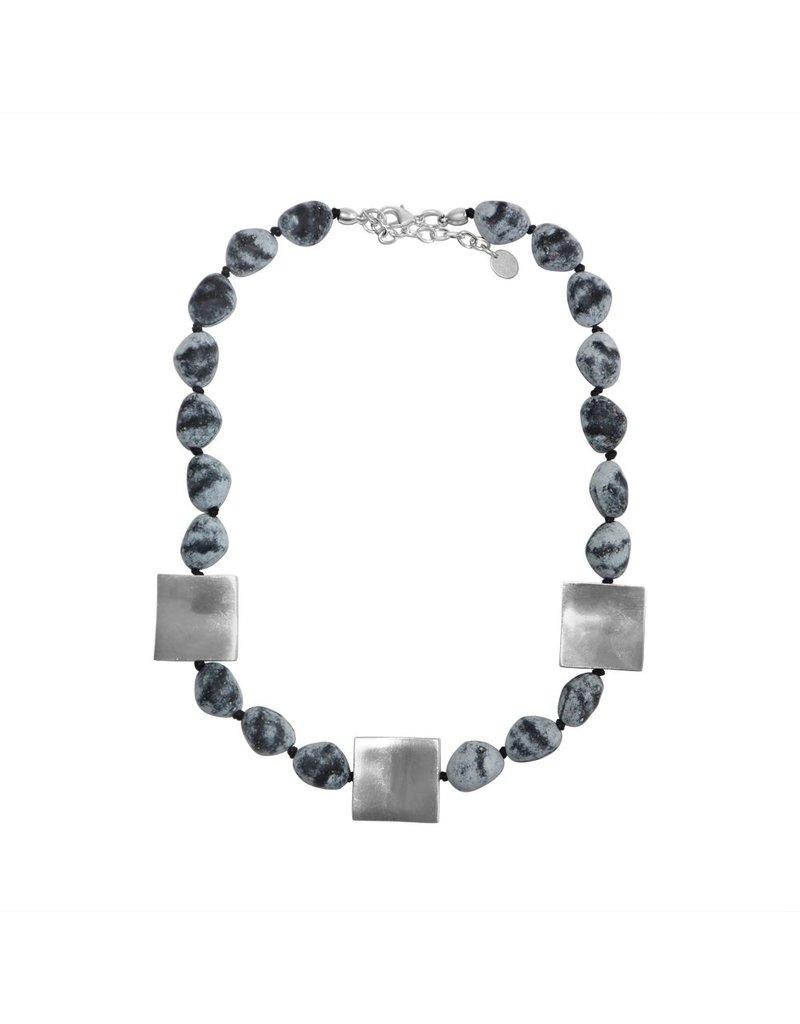 Carme Anglada Resin stone cube N