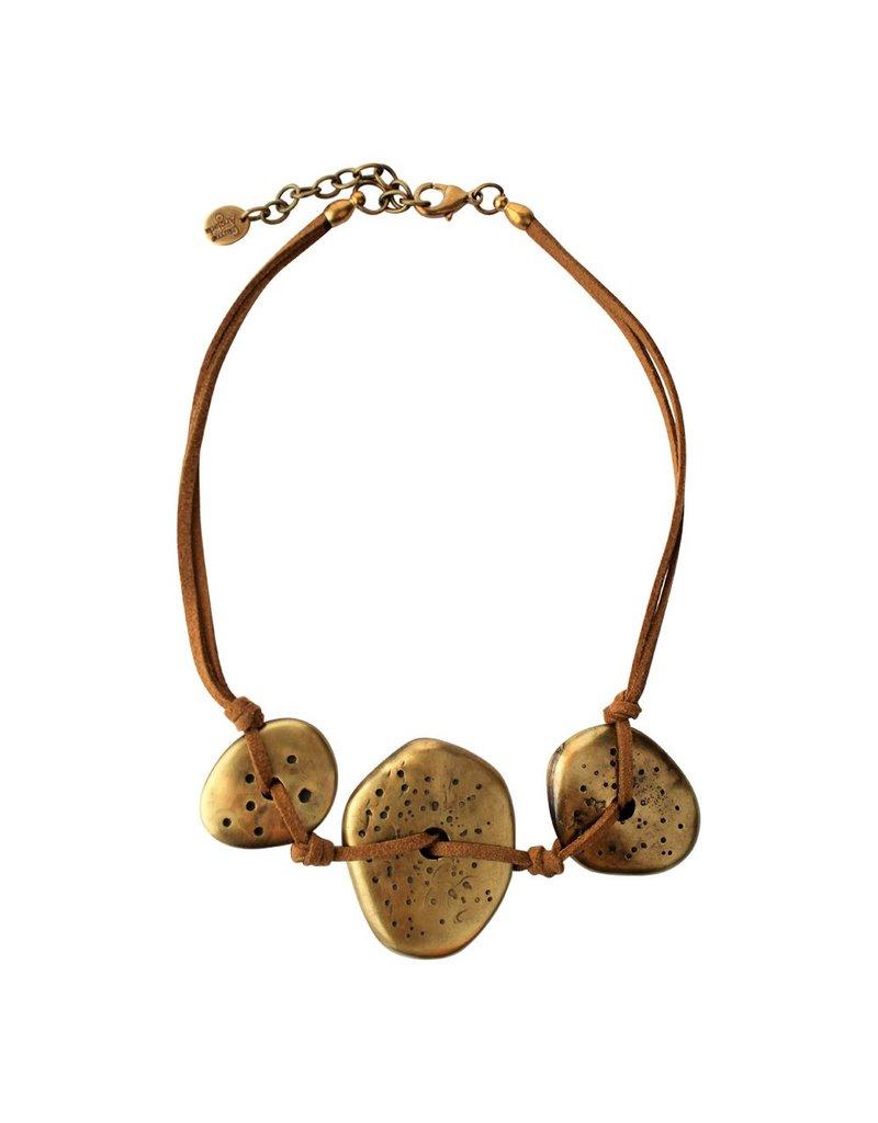 Carme Anglada Aztec large pebble short N