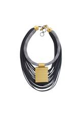 Christina Brampti Stack aluminum cord N