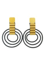 Christina Brampti Cord loop metal tube E