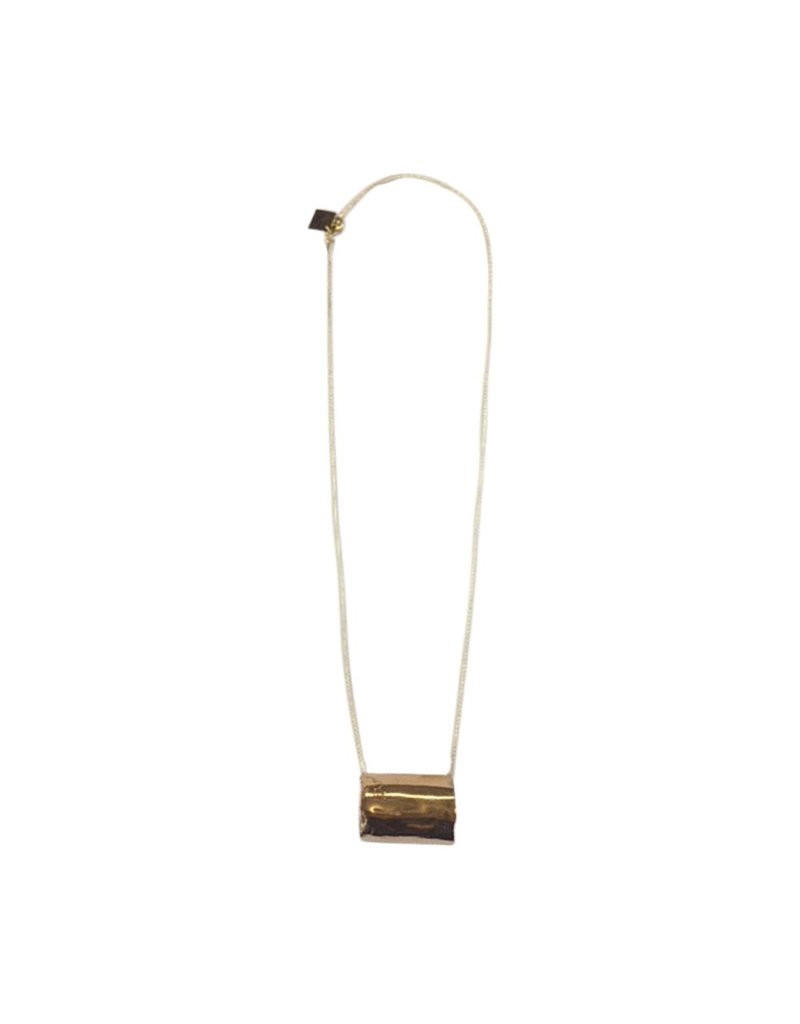 Iron by Miriam Nori Chain large cylinder N