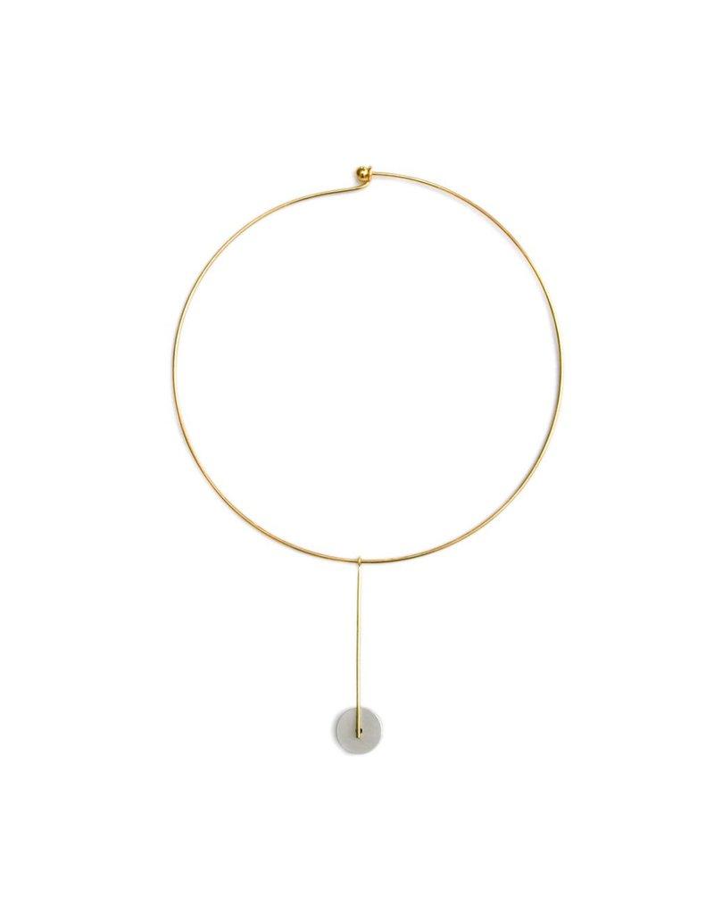 Industrial Jewellery HIL605 drop pendent N