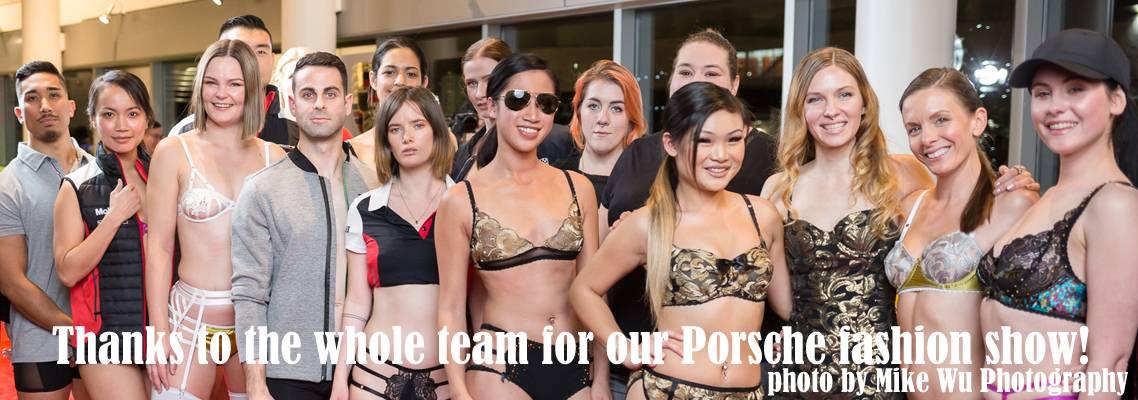Porsche Fashion Show