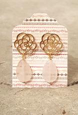 Earrings Desert Rose Earrings