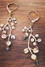 Earrings Linden Sapphire Earrings