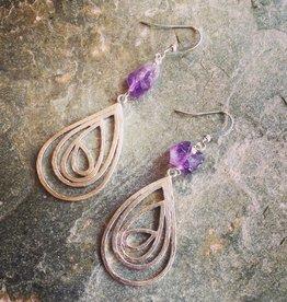 Earrings Drops in Drops Earrings