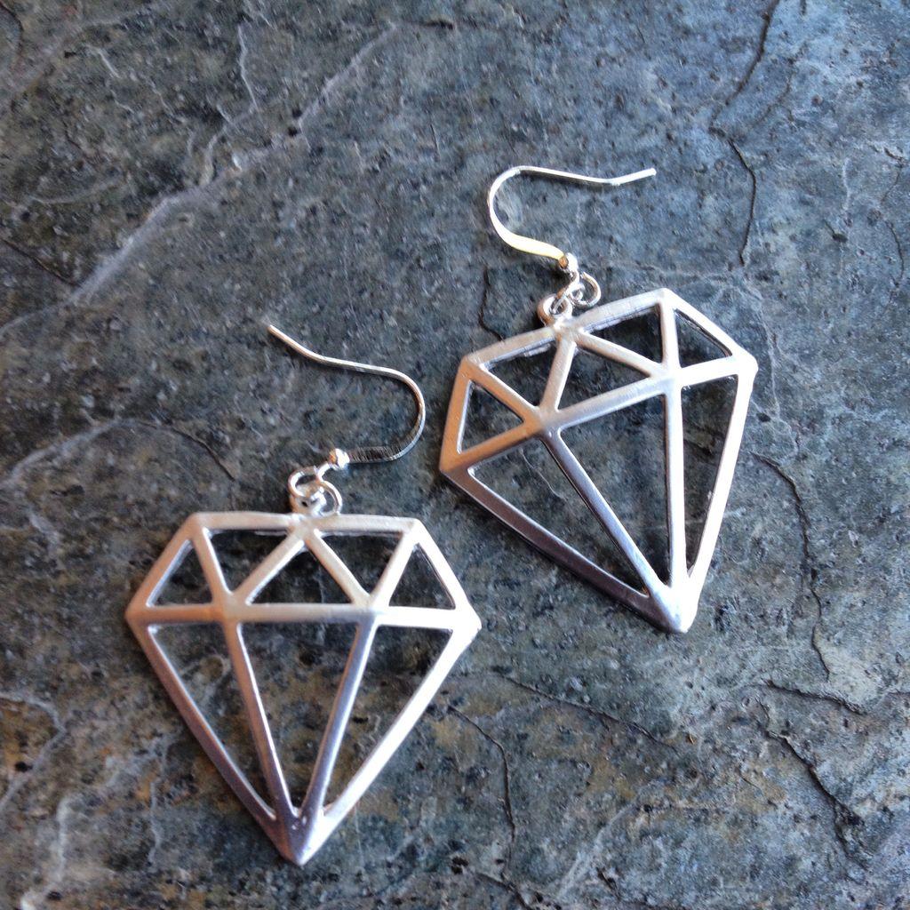 Earrings Diamonds are Forever Earrings