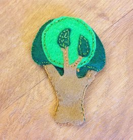 Brooches Bea's Felt Tree