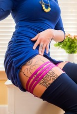 Accessories Womens Thigh Garters (Pair)