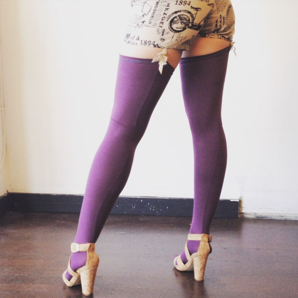 Tights Leggings Thigh high stockings