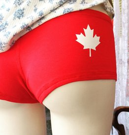 Underwear Bottoms Oh Canada Hot Shorts
