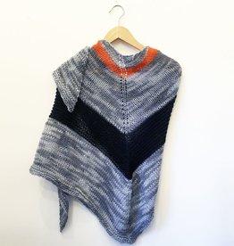 Knit Wear Kristina Hand Knit Wrap