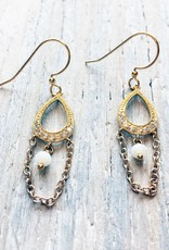 Earrings Devi Luxurious Droplet Earrings