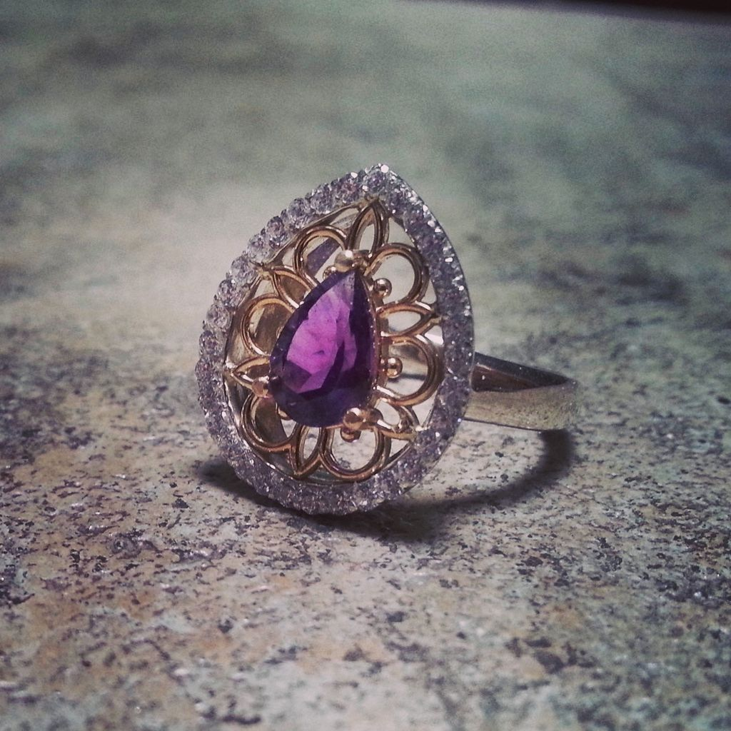 Rings Valentina 14k filigree