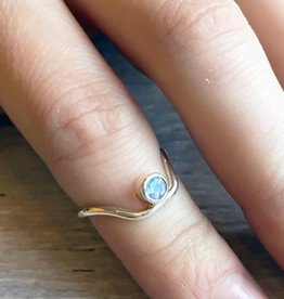 Rings Down the River Knuckle Ring