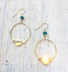 Earrings Verdant Worlds Earrings