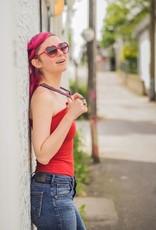 Accessories Womens Tube Top Suspender Straps
