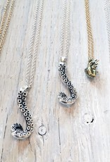 Necklaces Cecaelia Tentacle Necklace