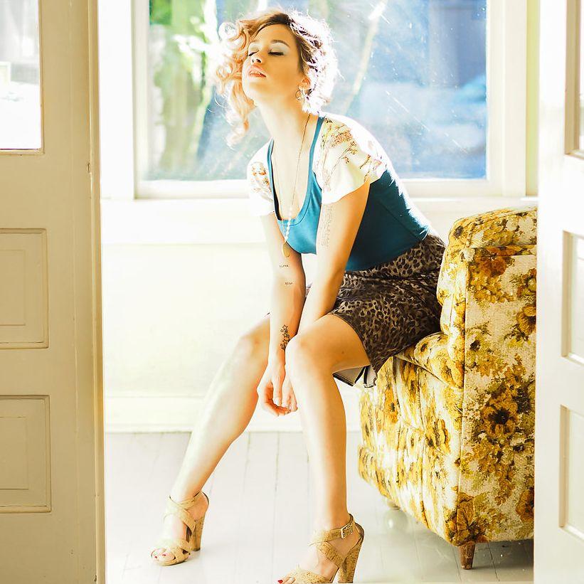 Skirts Dasha Print Skirt