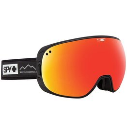 Spy Spy Legacy-Goggle-Essential Black + 2 Happy Lens