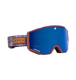 Spy Spy Ace- Goggle - Native Nature Red + 2 Happy Lens