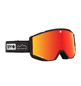 Spy Spy Ace -Goggle- Essential Black + 2 Happy Lens