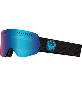 Dragon Dragon NFXs Goggle- Split w/Blue Ion + Free Lens