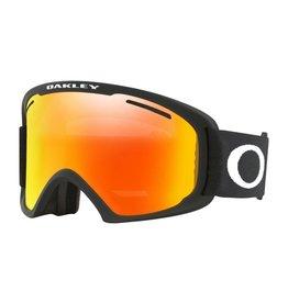 Oakley Oakley O-Frame 2.0 XL Matte Black w/Fire Irid