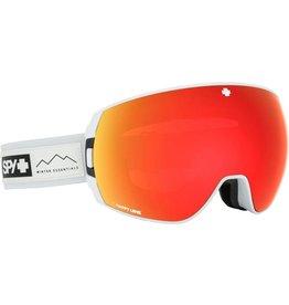 Spy Spy Legacy Goggle - Essential White + 2 Happy Lens