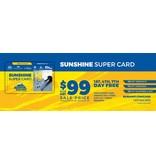 Sunshine Super Card 2018/19