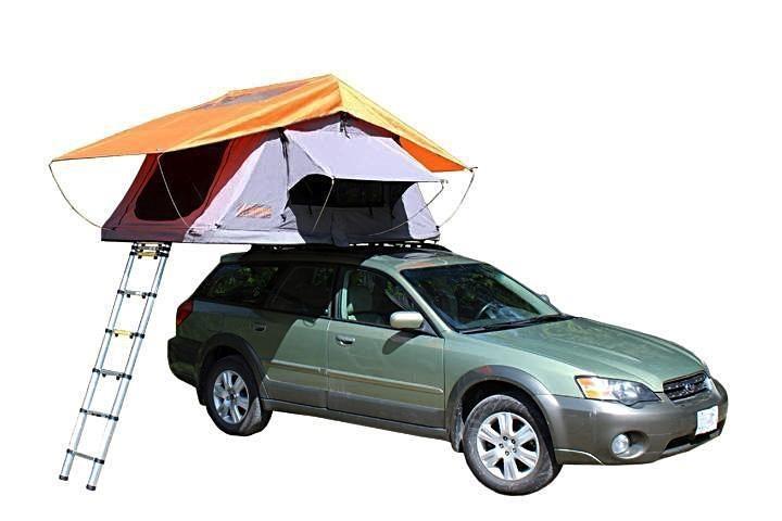 Burmis Burmis Kootenay Sport 2-3 Person Roof Top Tent