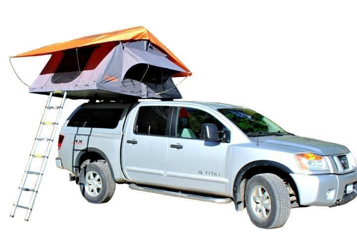 Burmis Burmis Highwood Sport - 3-4 Person Roof top Tent