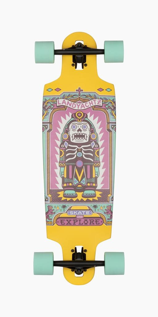 Landyachtz LandYachtz Drop Cat 33 - Illuminacion