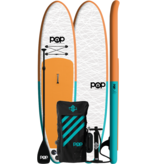 """POP Paddleboards POP Inflatable ISUP  11"""""""