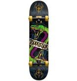 Darkstar Darkstar Venom Youth 7.375 Skateboard - Yellow