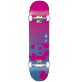 Enjoi Enjoi Faded Panda Soft Top Blue/Pink 6.5 skateboard