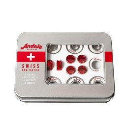 Andale Andale Swiss Bearings Tin Box