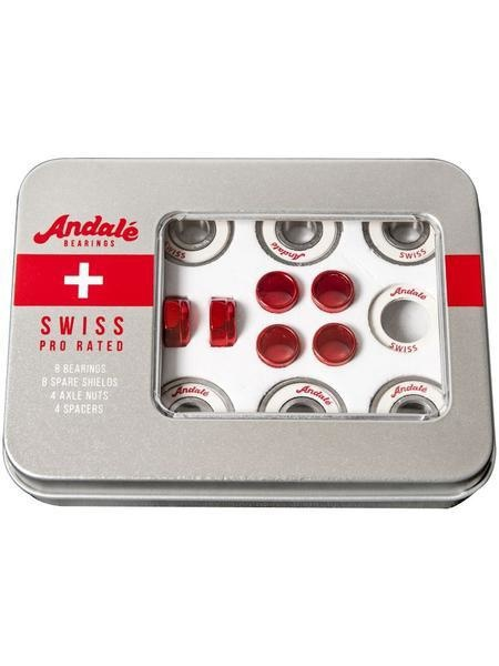 Andale Andale Swiss Bearings Tin Box