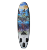 """MountainCultures 2019 MC/PARR Colab Inflatable 10.0""""  Paddle Board"""