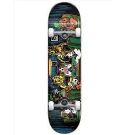 Almost Almost Dog Poker Premium Complete Skateboard