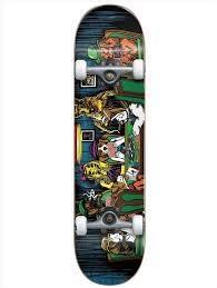 Almost Almost Dog Poker Premium Complete Skateboard