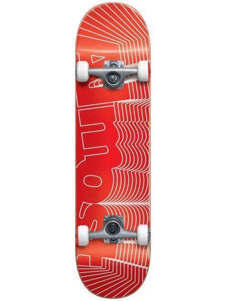 Almost Almost Unknown Pleasures FP 7.75 Complete Skateboard