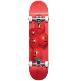 Almost Almost - Balloons FP Complete Skateeboard RED 8.0