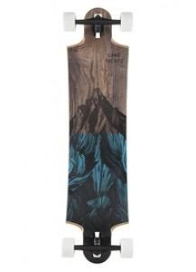 Landyachtz Switchblade 36 Mountains Blue Longboard